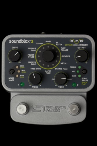 Source Audio Soundblox 2 Guitar Micro Modeler (SA227)