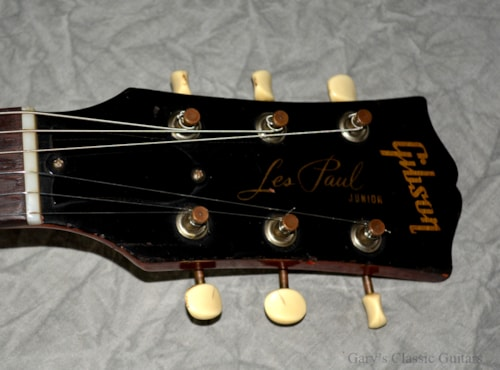 1958 Gibson Les Paul Junior, Jr (#GIE0726)