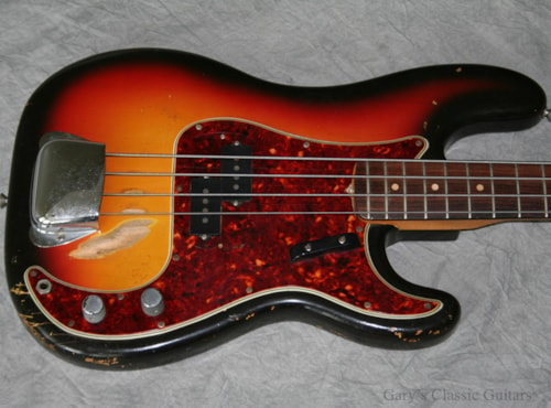 1965 Fender® Precision Bass® (#FEB0259)
