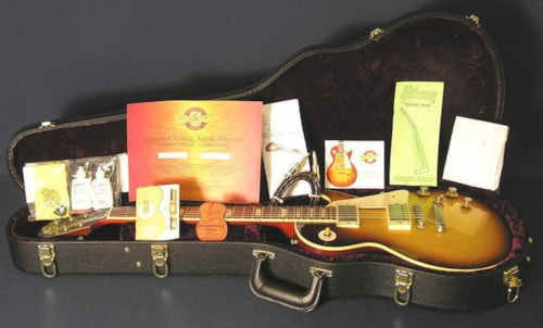 2004 Gibson Les Paul Authentic