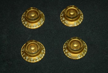 1955 Gibson Bonnet Knobs