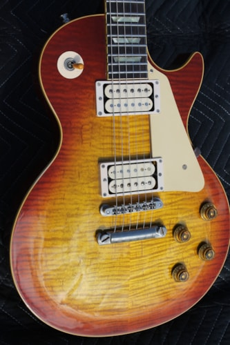 1952 - 1959 Gibson Les Paul Burst Conversion