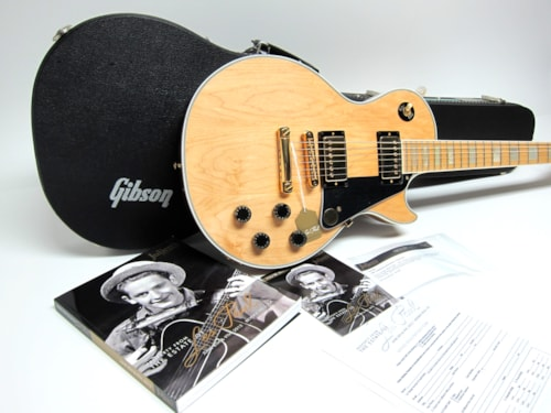 1981 Gibson Les Paul Custom Les Paul Owned