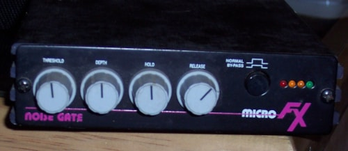 Valley International Micro FX Noise Gate