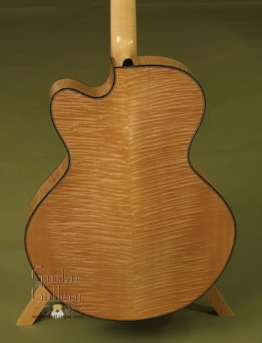 2008 Hemken Archtop Hybrid on SALE!