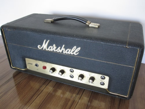 1969 MARSHALL VINTAGE PLEXI LEAD 20w HEAD