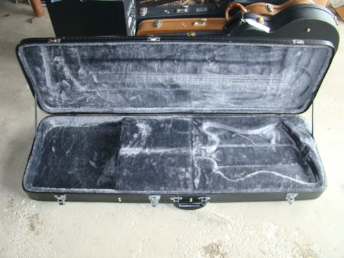 2012 Epiphone Thunderbird Bass Case