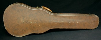 1958 Gibson Les Paul Case