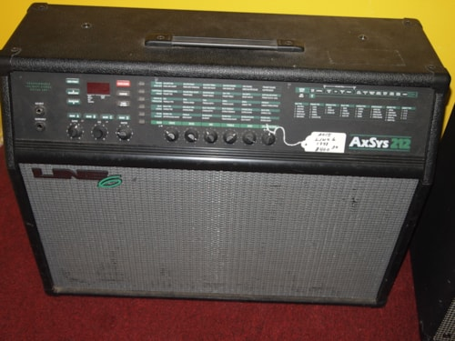 1998 Line 6 Ax Sys 212