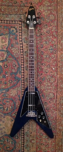 1981 Gibson Flying V Bass
