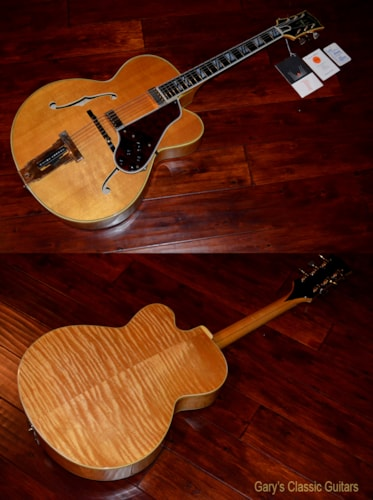 1969 Gibson Johnny Smith D