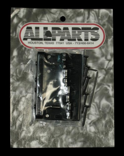 Gotoh All Parts Gotoh Bass Bridge (Black)