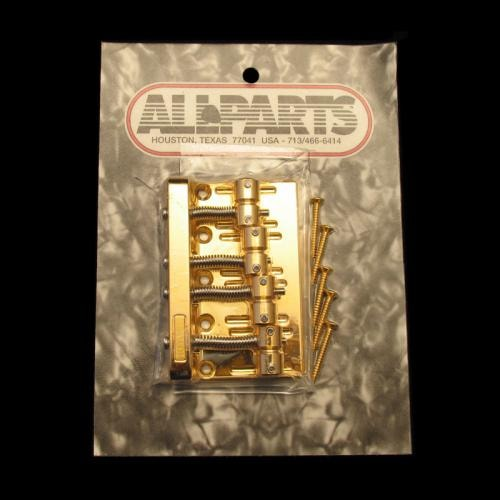 Gotoh All Parts Gotoh Bass Bridge (Gold)