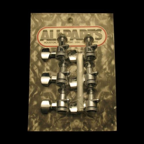 Schaller All Parts Schaller 6-in-line Locking Tuners (Chrome)