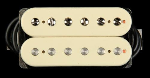 Bare Knuckle Black Dog Bridge Humbucker Pickup (Double Cream)