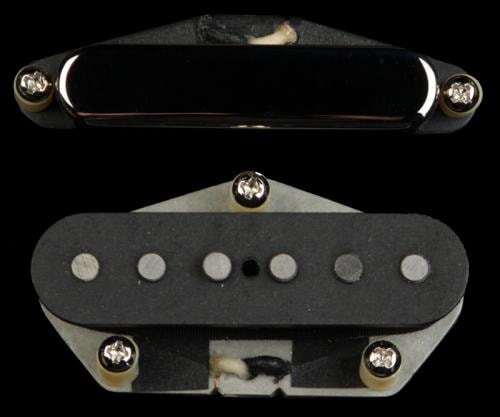 Bare Knuckle Brown Sugar Telecaster Pickup Set