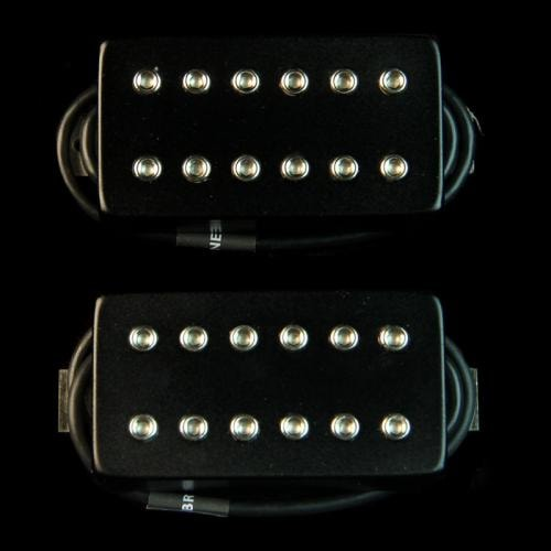 Bare Knuckle Aftermath Humbucker Pickup Set (Black)