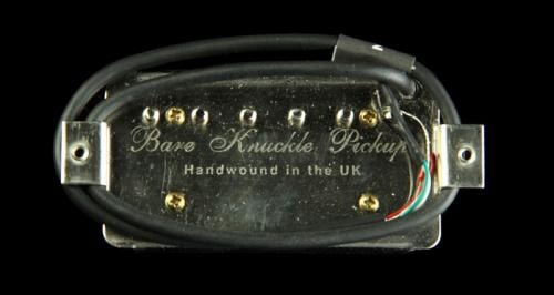 Bare Knuckle Emerald Humbucker Pickup (Black)