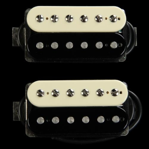 Bare Knuckle The Mule Humbucker Pickup Set (Zebra)