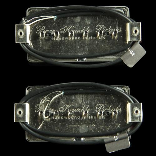 Bare Knuckle Mississippi Queen Humbucker-Size P90 Pickup