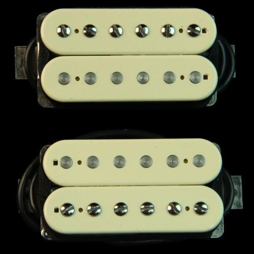 Bare Knuckle The Mule Humbucker Pickup Set (Cream)