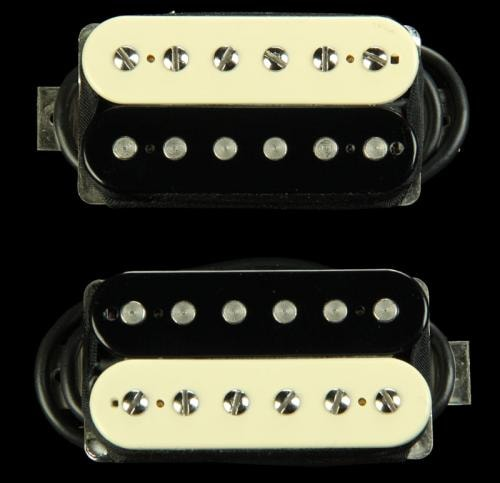 Bare Knuckle VHII Humbucker Pickup Set (Zebra)