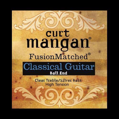 Curt Mangan Fusion Matched Classical Guitar Strings High Tension (Ball End)