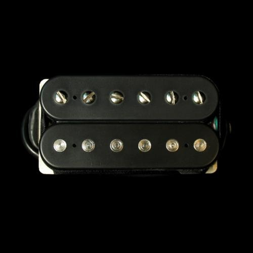 DiMarzio 36th Anniversary PAF Bridge Humbucker Pickup (Black) F-Spaced