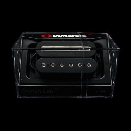 DiMarzio Crunch Lab Humbucker Pickup (Black)