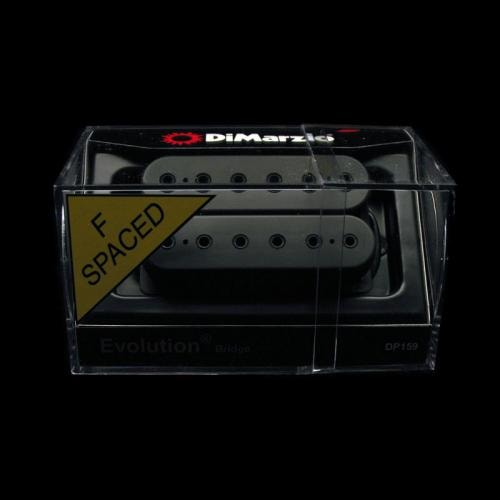 DiMarzio Evolution Bridge Humbucker Pickup (Black) F-Spaced