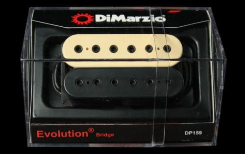 DiMarzio Evolution Bridge Humbucker Pickup (Zebra)