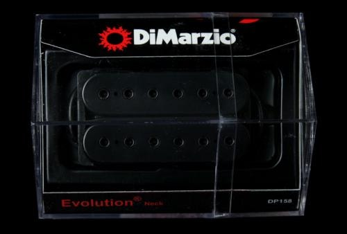 DiMarzio Evolution Neck Humbucker Pickup (Black)