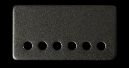 DiMarzio Humbucker Pickup Cover (Black)
