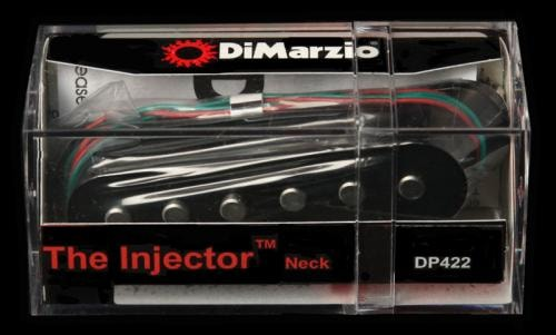 DiMarzio Paul Gilbert Injector Neck Pickup (Black)