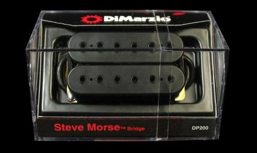 DiMarzio DP200 Steve Morse Bridge Humbucker Pickup (Black)