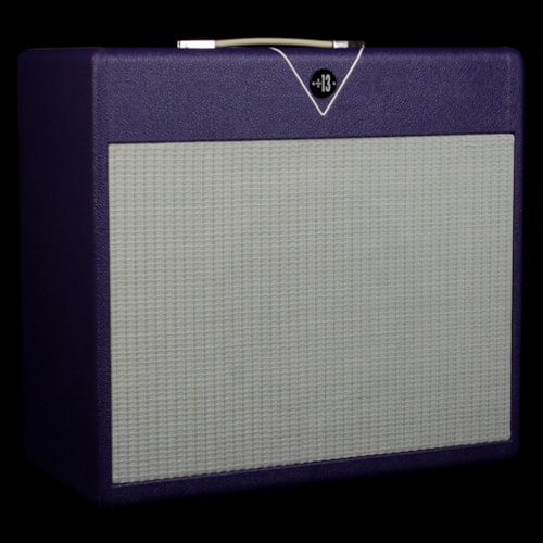 Divided by 13 Divided by Thirteen CJ-11 Combo Amplifier Purple