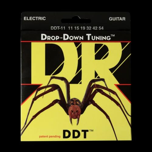 DR DDT Drop-Down Tuning Electric Strings (Extra Heavy 11-54)