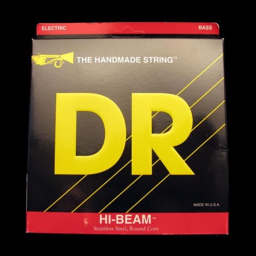 DR Hi-Beam Bass Strings (Medium 45-105)