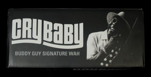 Dunlop Buddy Guy Signature Crybaby Wah Pedal
