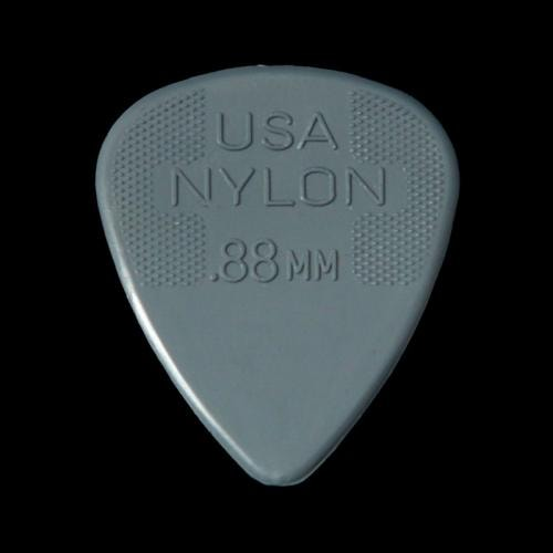 Dunlop Nylon Standard Picks (.88mm)