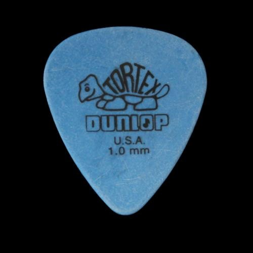 Dunlop Tortex Standard Picks (1.0mm)