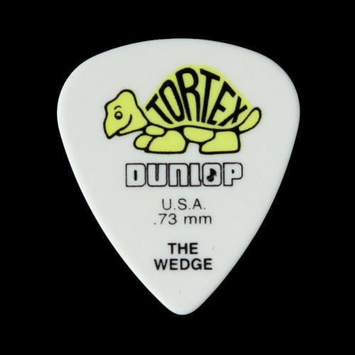 Dunlop Tortex Wedge Picks (.73mm)