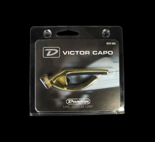 Dunlop Victor Curved Guitar Capo