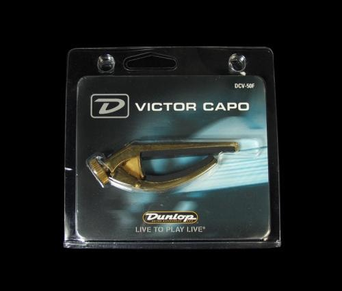 Dunlop Victor Flat Guitar Capo