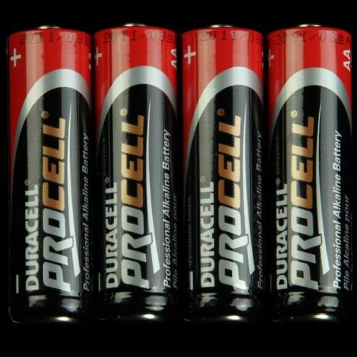 Duracell Procell AA Battery 4-Pack