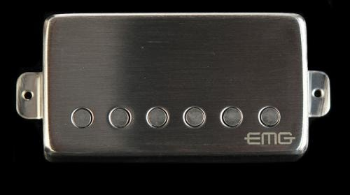 EMG 57 Humbucker Pickup (Brushed Chrome)