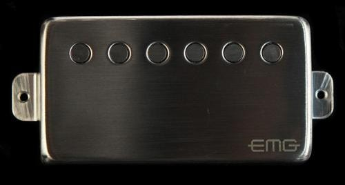 EMG 66 Humbucker Pickup (Brushed Chrome)