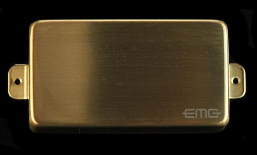 EMG 81 Active Humbucker Pickup (Brushed Gold)