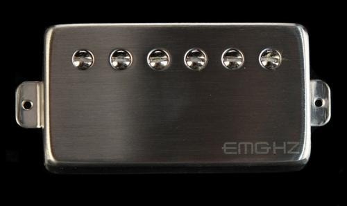 EMG H2 Neck Humbucker Pickup (Brushed Chrome)