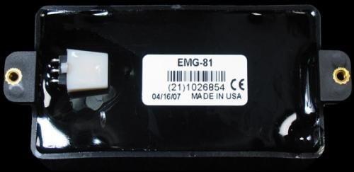 EMG 81 Active Humbucker Pickup